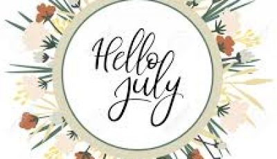 July Monthly Meeting