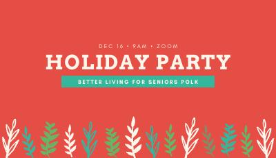 December 2020 Holiday Party